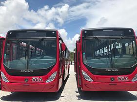 PASAJE | Mercedes-Benz Autobuses apoya la movilidad de Cancún