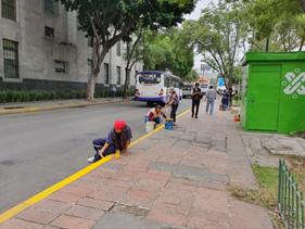 MOVILIDAD | RTP cambia de andén de salida en el CETRAM Chapultepec