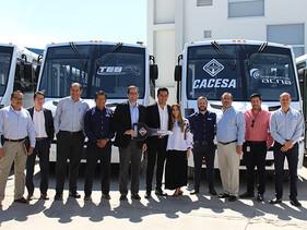 MOVILIDAD | Navistar México entrega unidades a Transportes ACNA