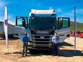 CARGA | Arguz 2000 en el camino a la sustentabilidad de la mano de Scania