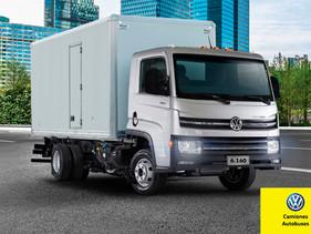 LIGEROS | Llega a México el nuevo Delivery 6.160 de Volkswagen