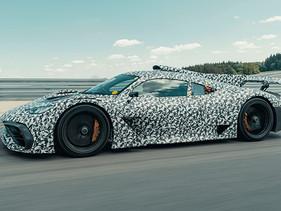 MOTOR   Mercedes-AMG Project ONE, pruebas llegan a fase emocionante