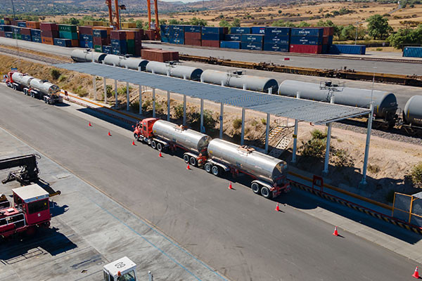 Incremento del 14% en volumen de carga total para UNNE Logistics