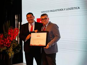 LOGÍSTICA | Merco reconoce a DHL Express México