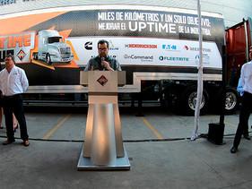 CARGA | Finaliza con éxito el UPTIME Tour de Navistar México