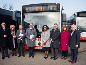 MOVILIDAD | 48 autobuses urbanos Mercedes-Benz para Danzig, Polonia