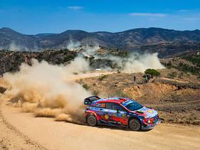 SPORT   Hyundai salva puntos en el Rally de Guanajuato