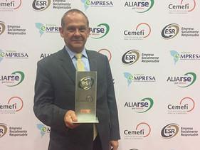 LOGÍSTICA | Edenred es reconocida por el CEMEFI y promueve una cultura de competitividad responsable