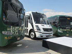 MOVILIDAD | San Luis Potosí transforma el transporte de pasajeros de la mano de Mercedes-Benz Autobu