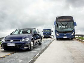 TECNO | Volkswagen presenta sinergia para el portafolio completo de transporte eléctrico