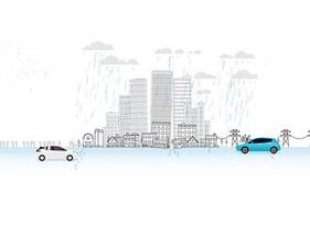 Vehículos Eléctricos Para Impulsar La Recuperación Ante Desastres