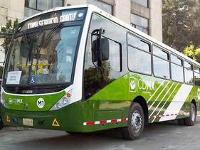 PASAJE   Segunda flotilla para renovar red de Transporte de Pasajeros de CDMX será Volvo