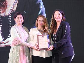 SOCIAL   Axalta recibe reconocimiento en el Women Economic Forum