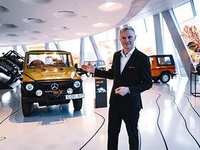 MOTOR | Experiencia digital con el Museo Mercedes-Benz y el Mercedes-Benz Classic
