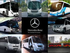 MOVILIDAD |Mercedes-Benz Autobuses moviliza a México