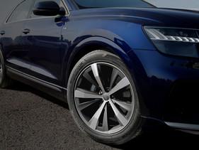 LLANTAS | Hankook Tire como equipo original en la serie Q8 de Audi