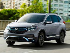 Honda CR-V se mantiene como producto estrella de la marca