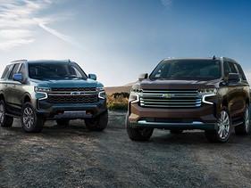 MOTOR | Tahoe y Suburban de Chevrolet, llegarán a México en septiembre