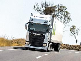 Llegó al mercado mexicano el nuevo camión Scania Euro 6 diésel