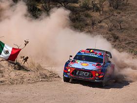 SPORT   Hyundai enfrenta los retadores caminos de terracería de Guanajuato
