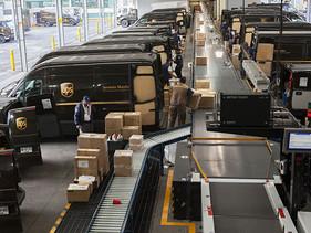 PULSO | El crecimiento de UPS se acelera en 2017
