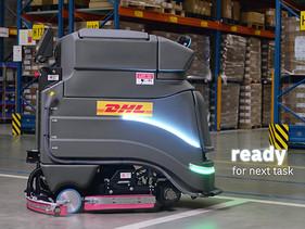 TECNO | Avidbots y DHL amplían asociación para instalar Neo Robots
