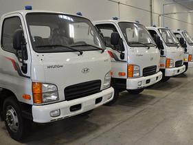 LIGEROS | Hyundai Camiones & Buses, productos de alta calidad en México