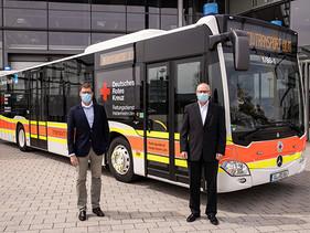 PULSO | Daimler Buses y Cruz Roja convierten al Citaro en ambulancia por COVID-19