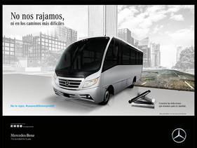 MOVILIDAD | Mercedes-Benz Autobuses #NoSeRaja