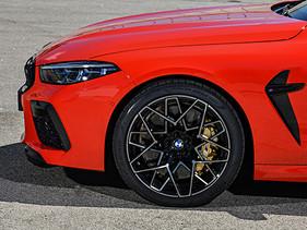 LLANTAS | Pirelli P Zero a la medida para el nuevo BMW M8