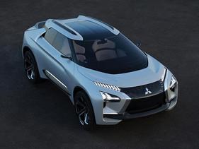 MOTOR | Mitsubishi Motors presenta el  e-Evolution Concept