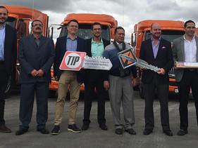 EMPRESAS | Navistar México, entrega 20 unidades ProStar a Petroasfaltos