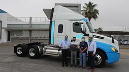 Fletes Marroquín tendrá una unidad Alpha Truck NCAS con la nueva transmisión manual automatizada