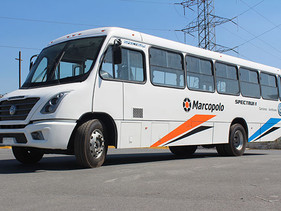 PASAJE | Marcopolo y Volkswagen lanzan Spectrum, el mejor aliado para la ciudad
