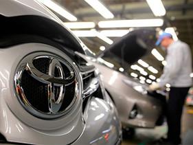Toyota listo para cerrar el 2020 manteniendo su enfoque en las personas