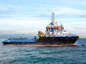 Arriba a Dos Bocas el remolcador Orca VI de Marinsa