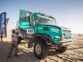 SPORT | Team De Rooy gana carrera Eco África Race 2018 con neumáticos Goodyear