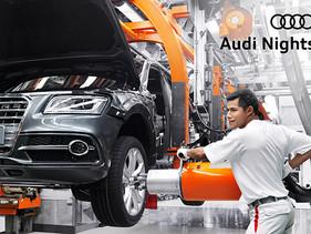 El medio ambiente en la producción, tema en las Audi Nights