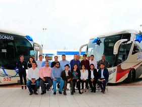 MOVILIDAD | FYPSA y Mercedes-Benz Autobuses mejoran el transporte turístico de Oaxaca