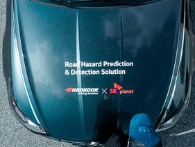 Hankook Tire publica los detalles de Road Hazard Prediction & Detection Solution