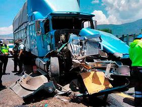 72% de los daños medioambientales involucran accidentes con vehículos de carga