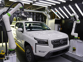 Nissan comienza producción de la nueva Frontier 2022