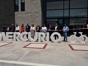 Grupo Mercurio inaugura parque industrial en México