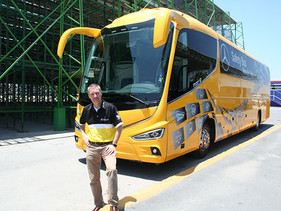 PASAJE | Safety Bus, el nuevo concepto de seguridad de MBA
