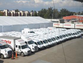 EMPRESAS | ESTAFETA invierte 243 MDP en unidades de transporte e infraestructura