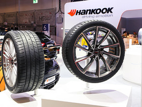 LLANTAS | Hankook Tire presente en MotorTec Automomechanika 2019
