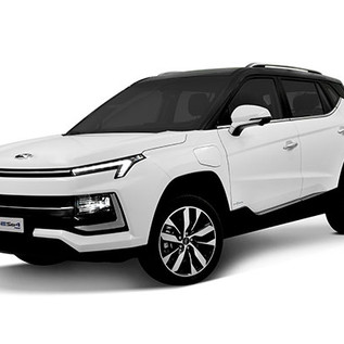 Llega ESei4 Pro con nuevo facelift de la SUV eléctrica