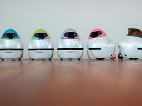 Nissan presenta Eporo, su robot autónomo