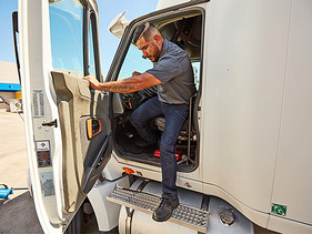 La escasez de conductores: los uniformes como solución