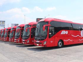 MOVILIDAD   ADO inicia inversión en el estado de Hidalgo